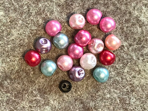 Sugar Plum Parish BEADS ONLY - Week 2 1800 Ribbon Candy Rt.