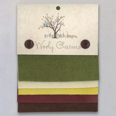 Wooly Charms - Butternut House