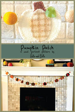 Load image into Gallery viewer, Pumpkin Patch Wool Garland Kit - Hattie & Della