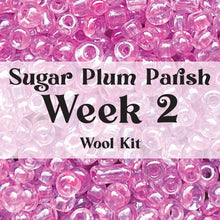 Load image into Gallery viewer, Sugar Plum Parish BEADS ONLY - Week 2 1800 Ribbon Candy Rt.