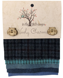 Wooly Charms - Blues