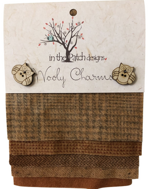 Wooly Charms - Squash