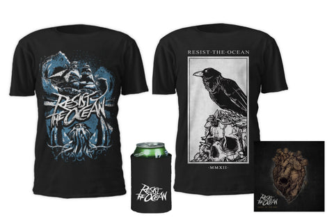 Resist The Ocean -  Rabe|Hoto|Coozie|Cthulhu  Bundle