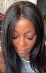 Virgin Brazilian Lace Frontal