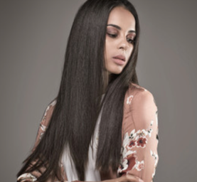 Virgin Brazillian Black Hair Extension