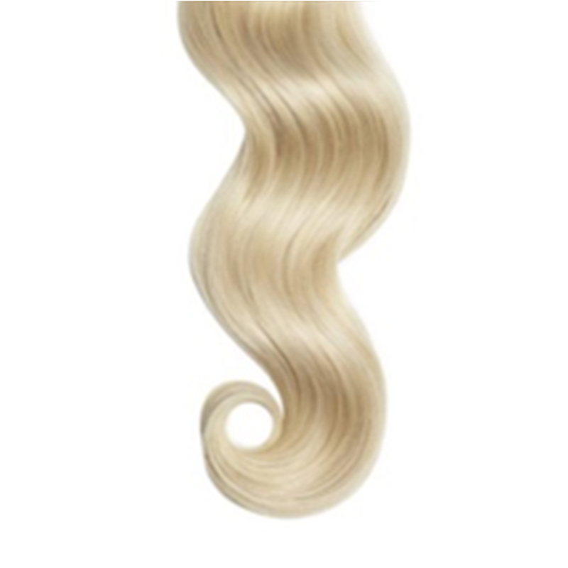 Virgin Brazilian Blonde Hair Extension