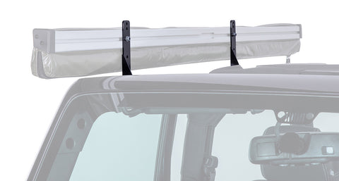 Rhino Rack Sunseeker/Foxwing Eco Bracket Kit (Jeep Wrangler 2dr)