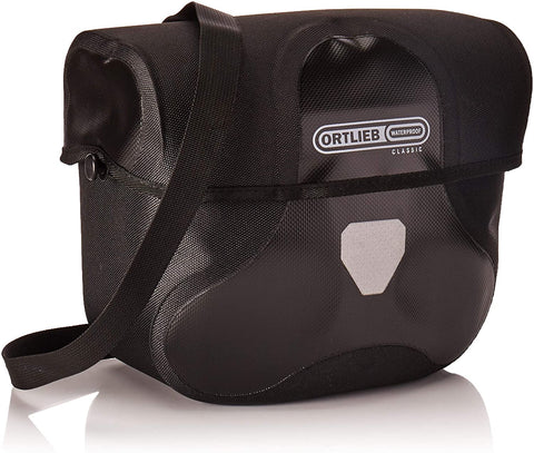 Ortlieb Handlebar Bag Ultimate 6, 7L , Black