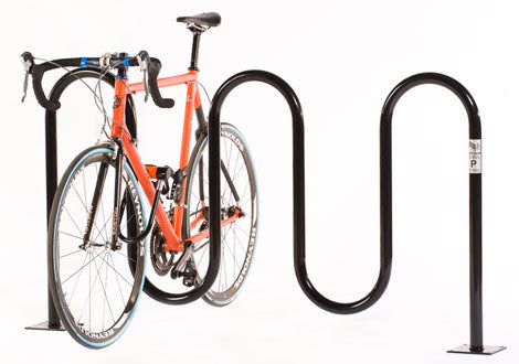 Saris 6811 Wave 11 Bike Rack (Flange Mount)