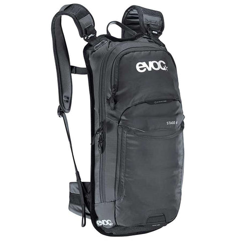 Evoc Stage 6L + 2L Bladder Backpack Black