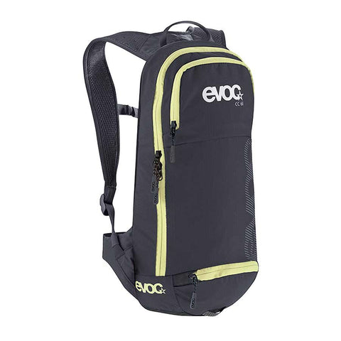 EVOC CC 6L Lite Performance + 2L Backpack, Black