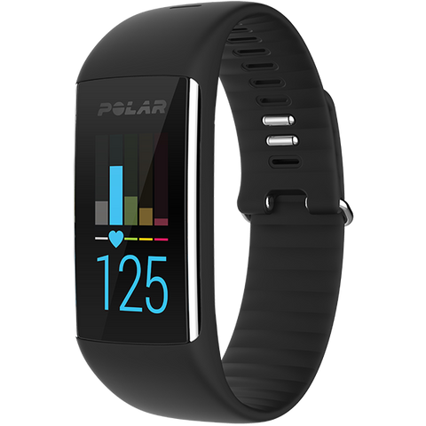 Polar A360 Fitness Tracker White Small