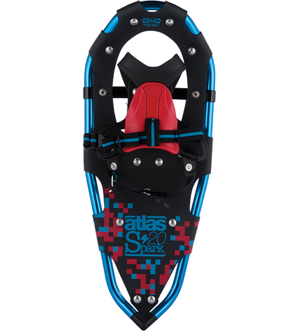 Atlas Spark 20 Snowshoes, Youth