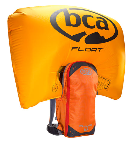 BCA Float 8 Compatible Backpack (Pack Only)