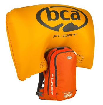 BCA Float 22 Throttle Avalanche Airbag