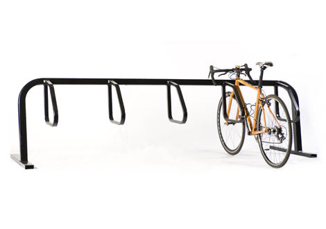 Saris City 5 Bike Single Side Rack (Free Standing/Flange Mount)
