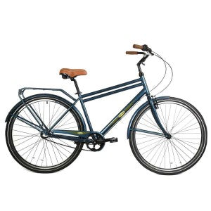 EVO DLX-8 Mens City Commuter Bike