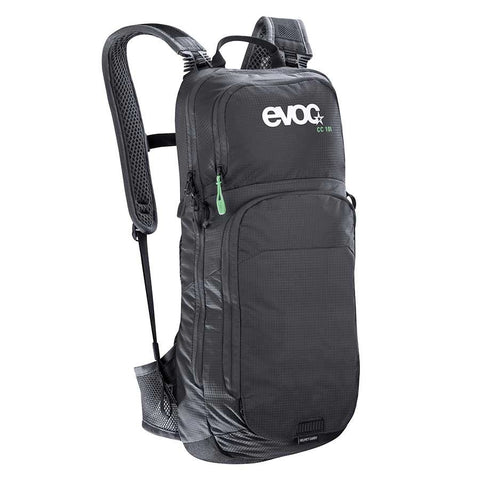 EVOC CC 10L + 2L Bladder Backpack, Black