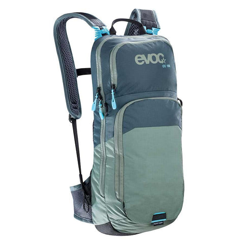 EVOC CC 10L + 2L Bladder Backpack, Olive