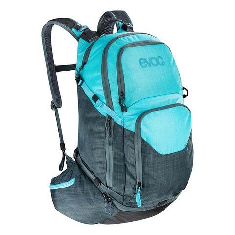 Evoc Explorer Pro 30L Heather Slate/Heather Blue