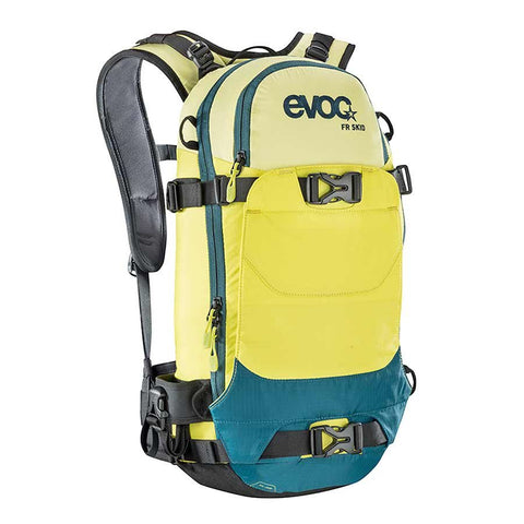 EVOC FR Skid Snow Protector 10L Backpack Slate