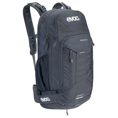 Evoc Roamer Technical Performance Backpack, 22L, Black