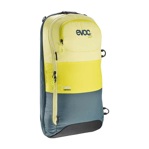 EVOC Zip-On ABS Drift 10L Backpack Yellow/Sulphur/Slate