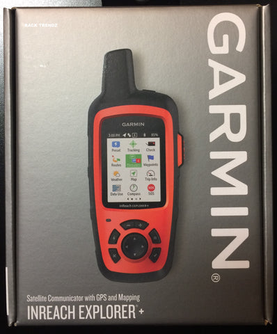 Garmin inReach Explorer+ Explorer Plus Satellite Communicator w/ GPS and Mapping 010-01735-10