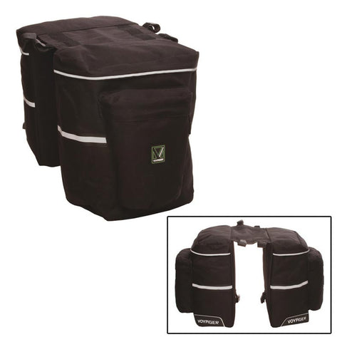 Voyager Wanderer Combo Panniers