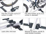INA382 Inno Upright Lock Roof Mount Bike Rack