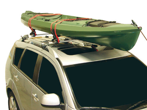 Malone Saddle Up Pro Adjustable Saddle Kayak & Paddleboard Carrier, MPG110MD
