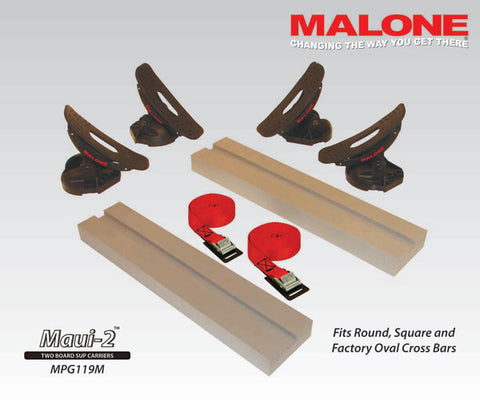 Malone Maui-2 SUP/ Surfboard Carrier MPG119M