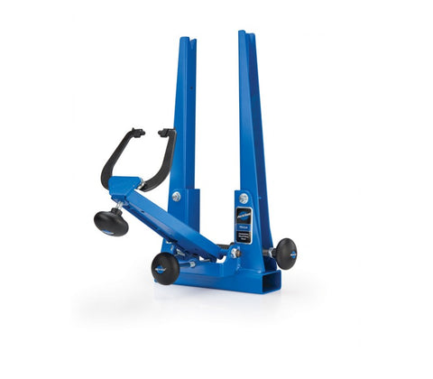 Park Tool TS-2.2P Professional Truing Stand, Blue