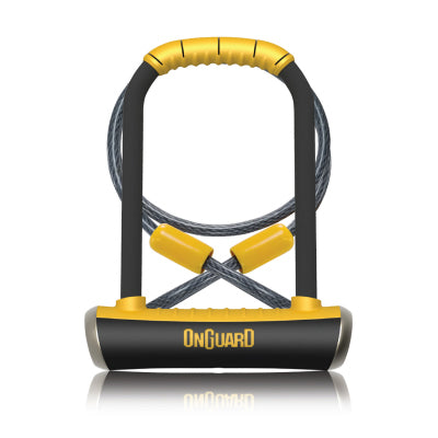 On Guard Pitbull DT Bike Lock