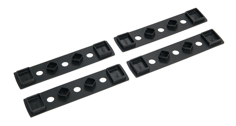 Rhino Rack Quick Mount Fit Kit (RLT600 Rubber Base x 4)