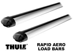 Thule RB60 Rapid Aero Load Bars