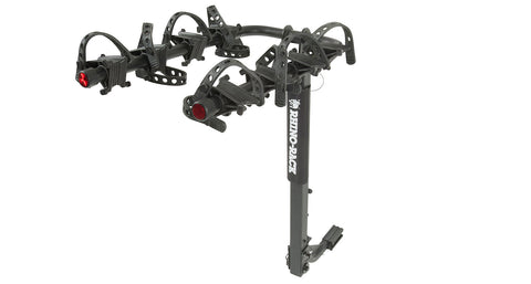 Rhino Rack Premium Hitch Mount Bike Carrier - Fits 4 Bikes