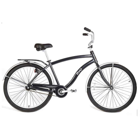 Evo Signet M CB Cruiser Bike, Grey
