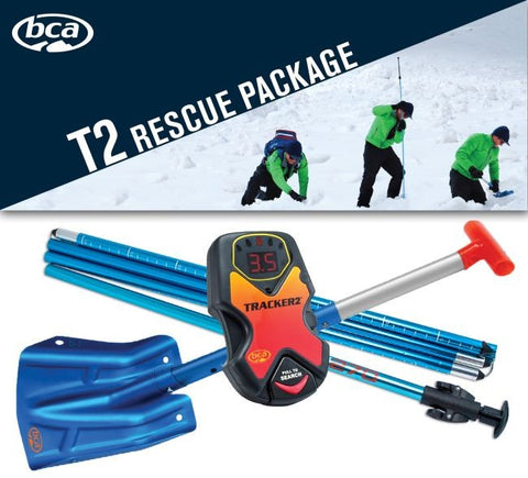 BCA Tracker 2 T2 Rescue Package