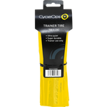 Cycleops Trainer Tire (700x23C) Yellow