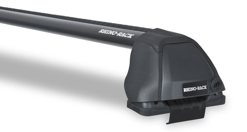 Rhino Rack Vortex 2500 RS Black 1 Bar Roof Rack