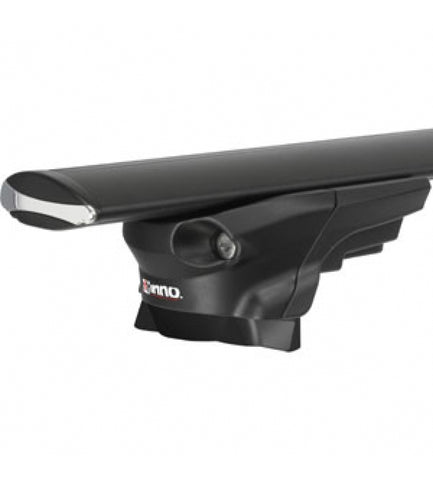 Inno XS-350 Raised Rail Stays Black for Through Aero Bar