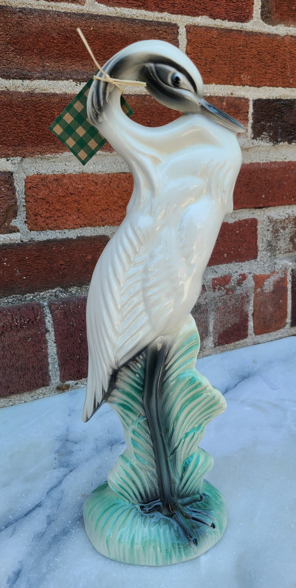 Vintage Bird Figurine