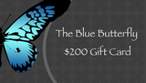 The Blue Butterfly Gift Card
