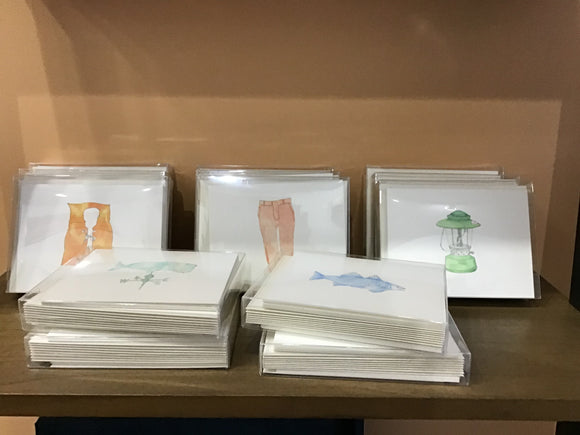 Sara Fitz Notecard Sets