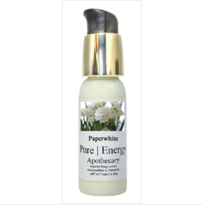 Pure Energy Travel Lotion