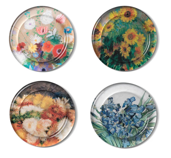 The Met Glass Coasters