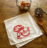 Vintage Graphics Kitchen Towels