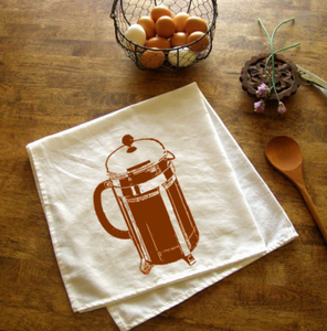 Bruno and Betty Vintage Graphic Kitchen Towels