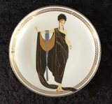 "Decorative Vintage ""Glamour"" Plates"